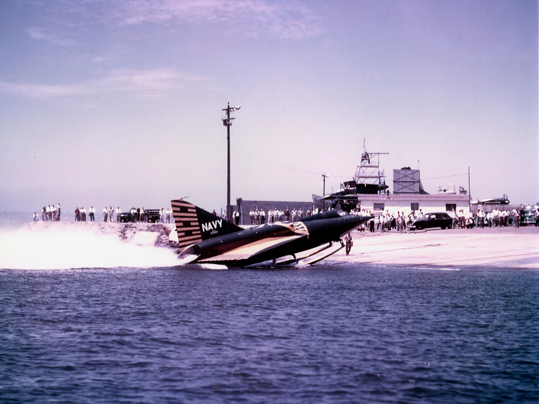The U S Navy Tried To Create A Far Out Seaplane Strike Force