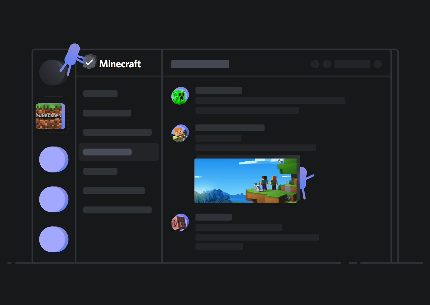 how to create a server on discord