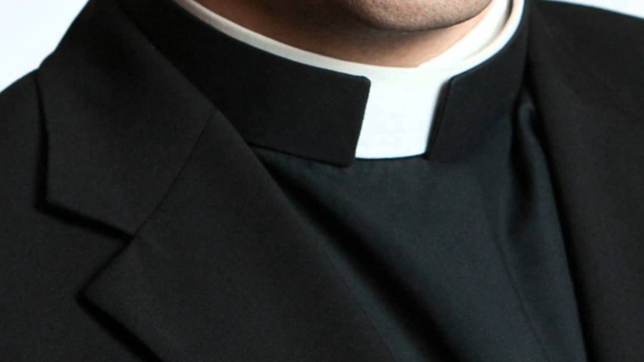 Everything You Never Wanted To Know About Clerical Collars