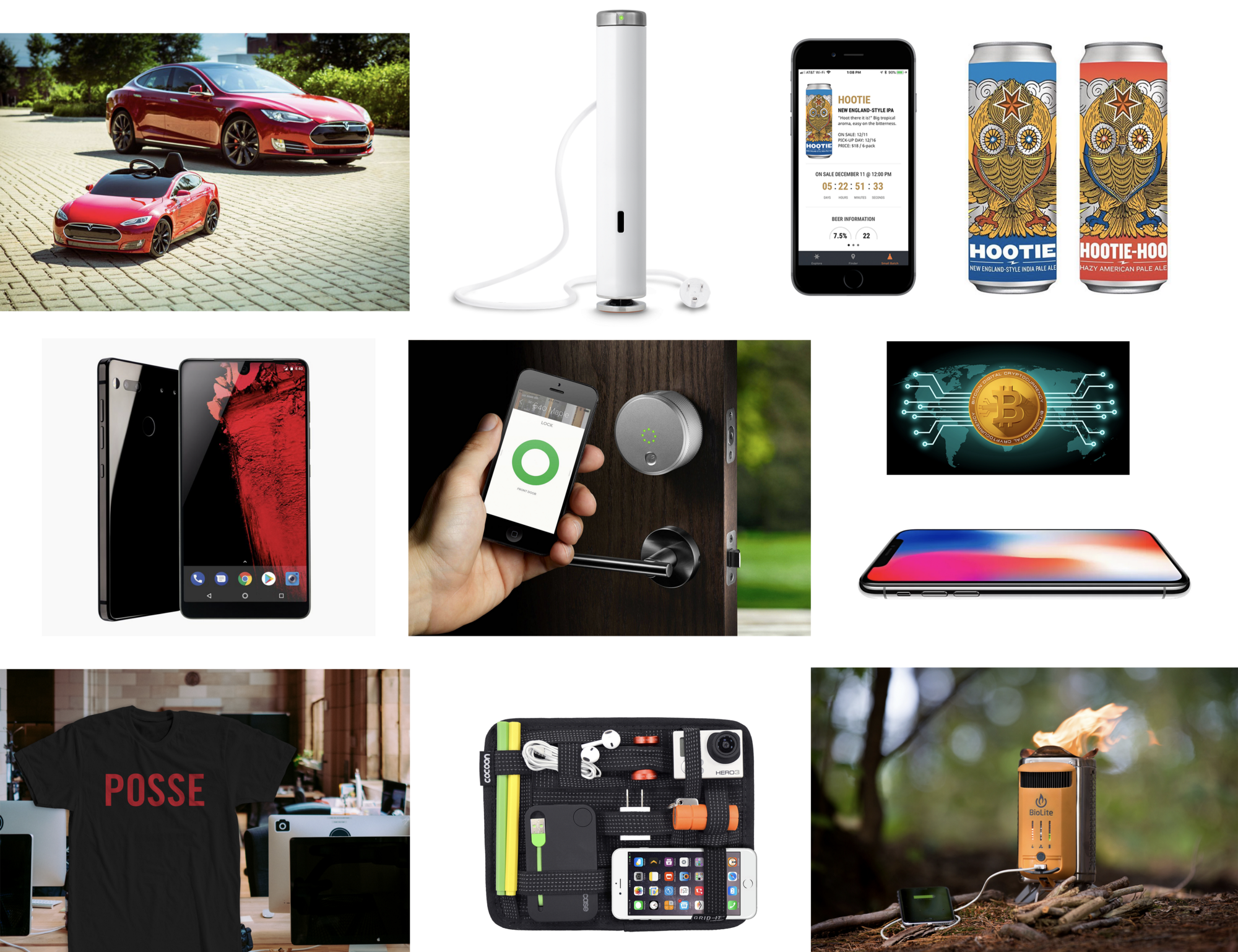 Holiday Gifts for 10 Techies You Know – Posse