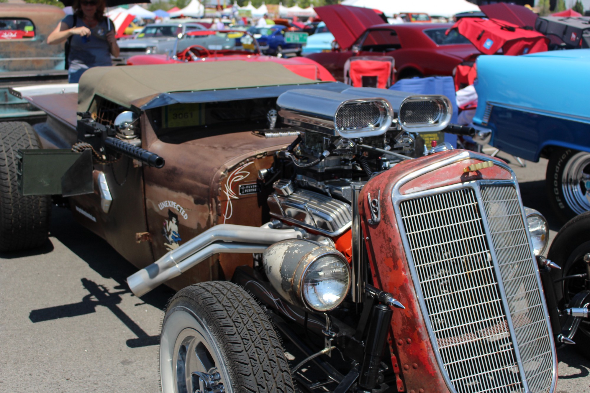 An \'Unexpected Surprise\': A Rat Rod with Gunpower – My Classic Garage