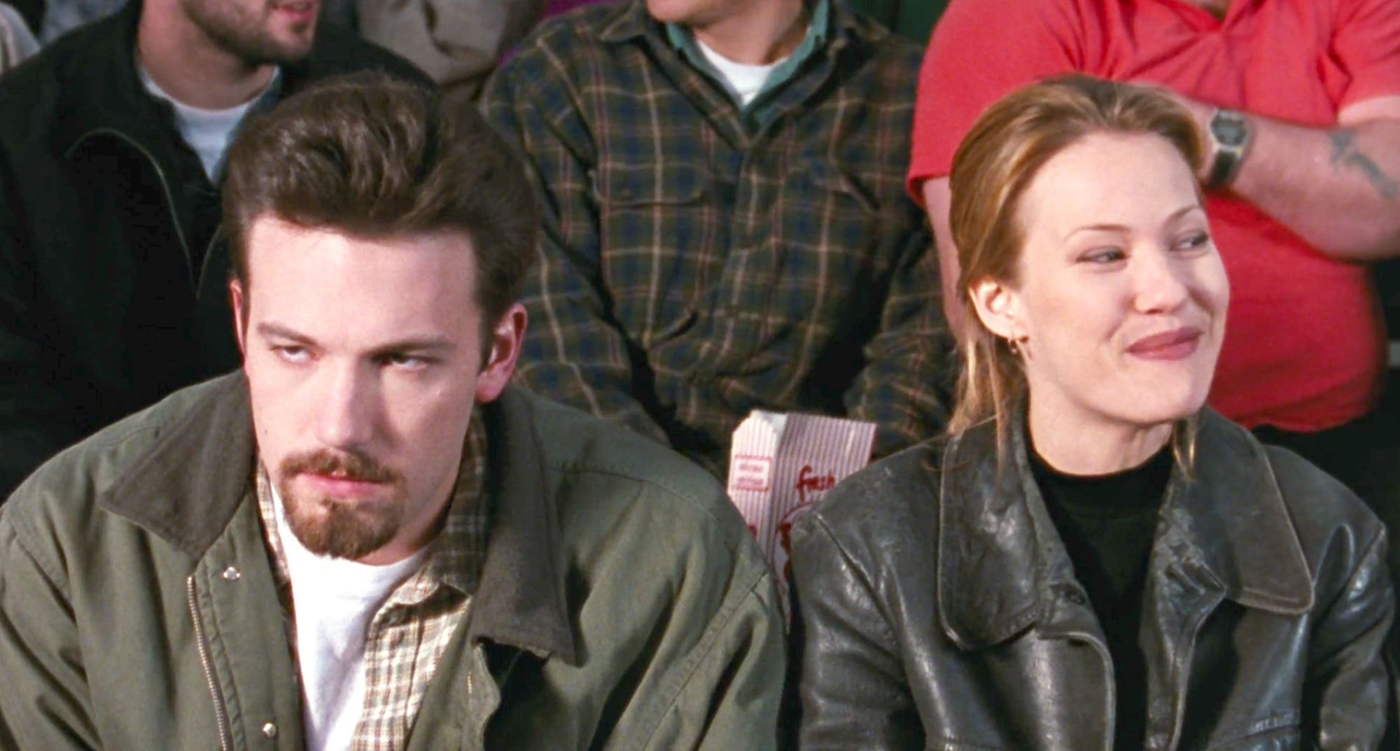 Chasing Privilege In Chasing Amy Outtake By Tribeca Shortlist