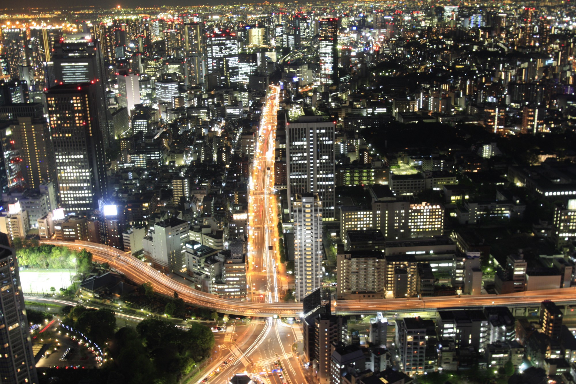 Tokyo Has Numbers Of High Buildings And Some Them Have Observation Decks To Gaze The Panoramic View City Once You Get Top
