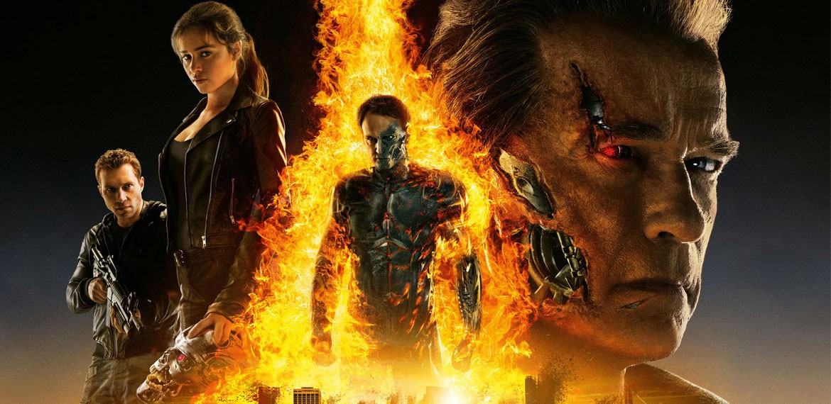 Terminator Genisys Movie And Poster Creator