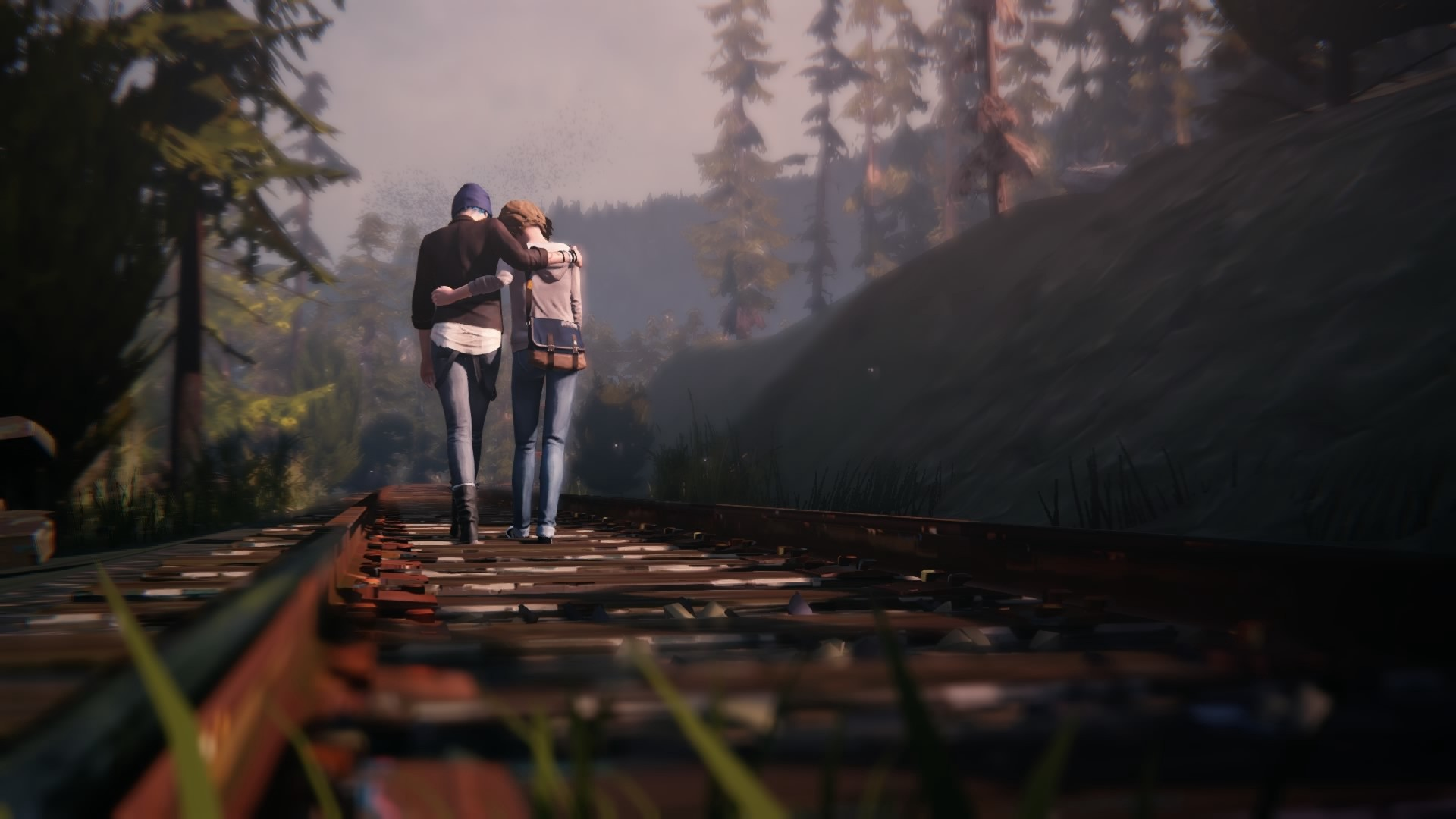 Color Symbolism In Life Is Strange Destiny Versus Free Will