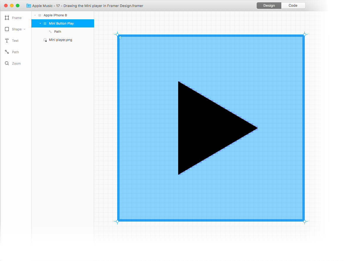 Recreating the Apple Music app in Framer – Framer