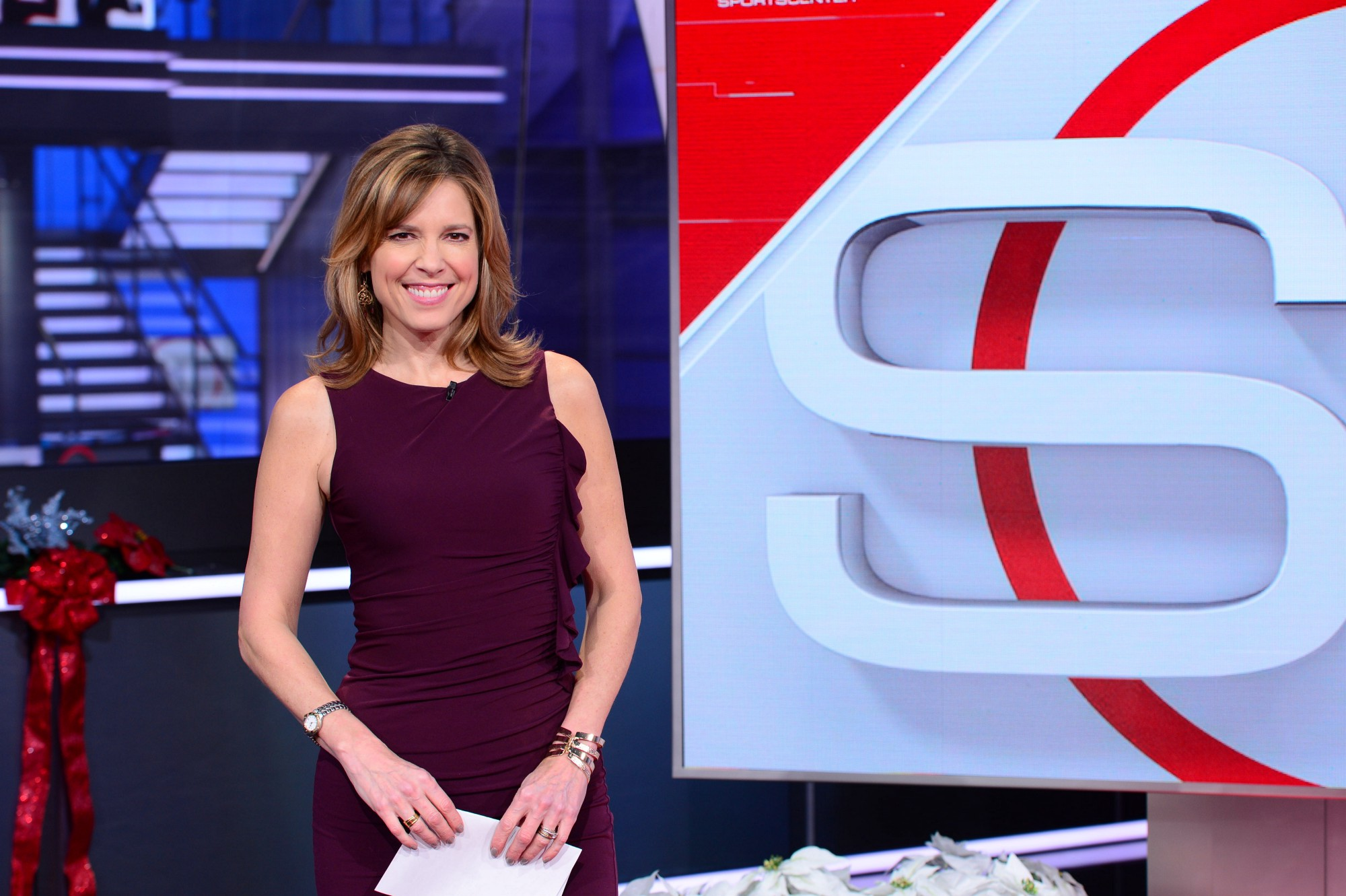 ESPN Anchor Hannah Storm Gets Choked Up Over Domestic Violence in the NFL