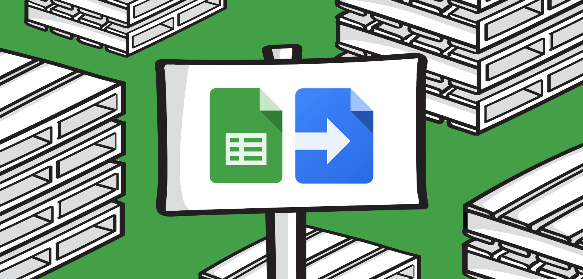 how to use google sheets and google apps script to build your own