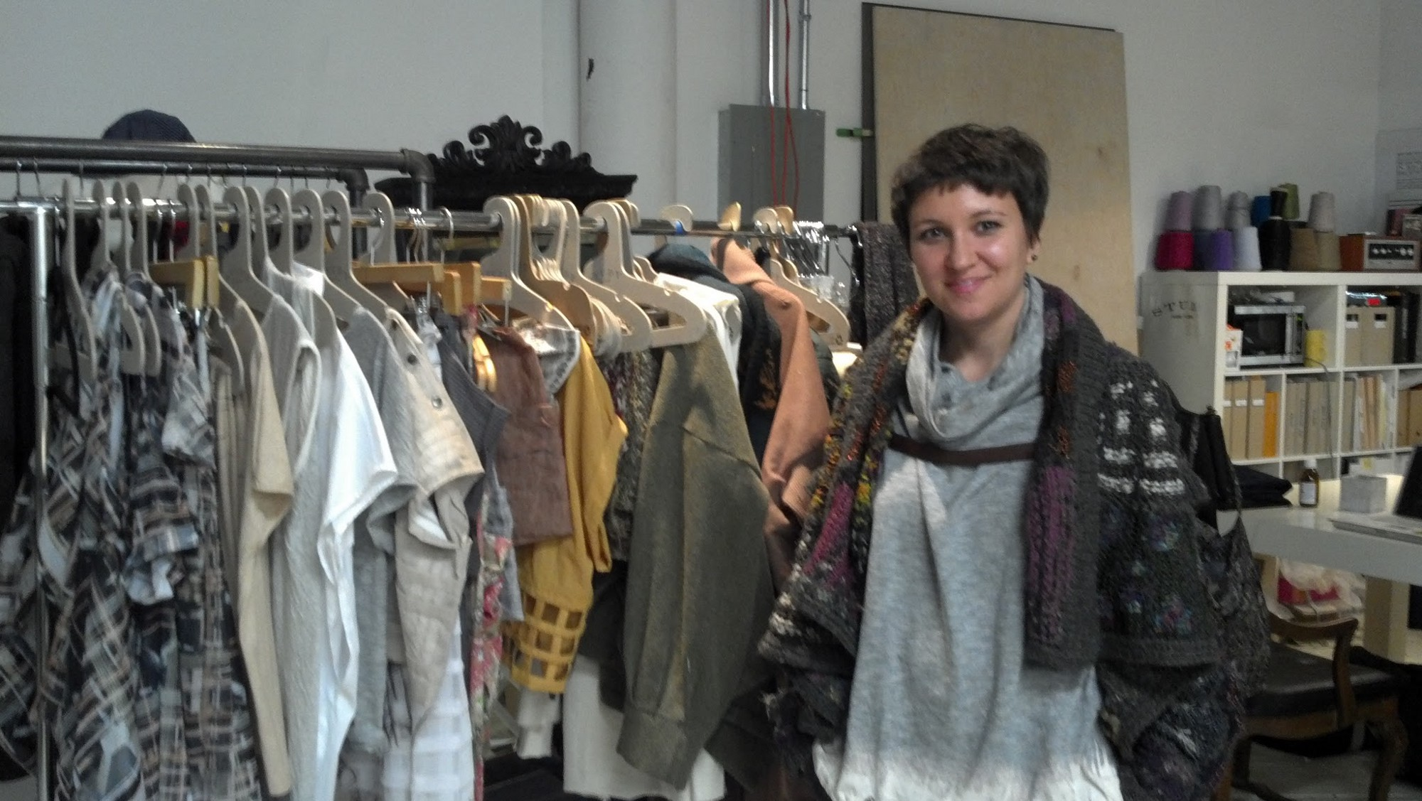 Sustainable Fashion In Nyc - Montreal native and former high school math nerd tara st james moved to new york city in 2004 she has a degree in menswear and worked in ny as the