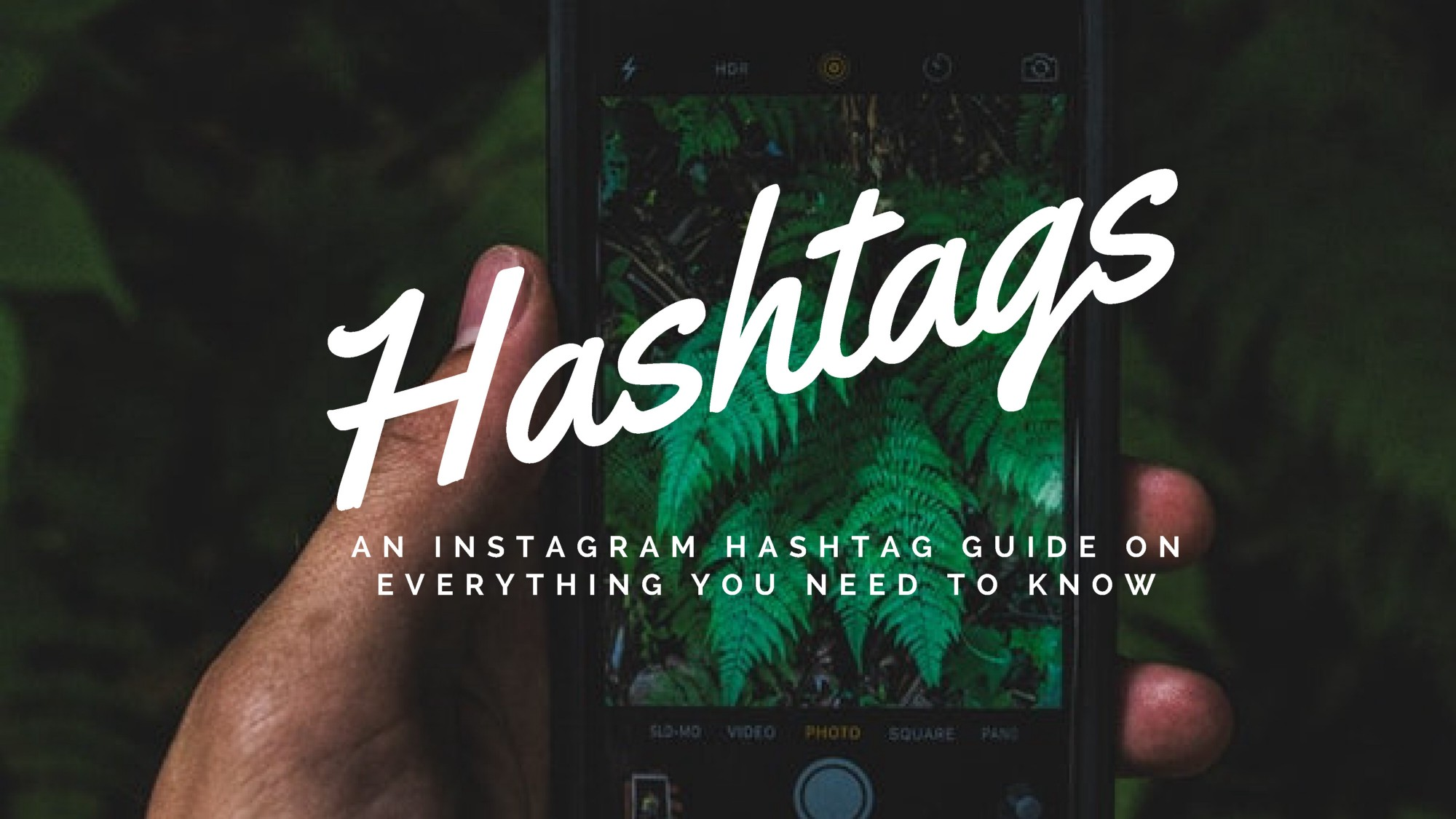 2018 Instagram Hashtag Optimization Guide For Social Growth