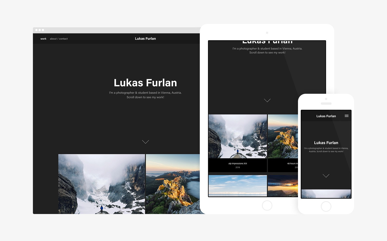 Lukas: A New Picture Perfect Theme