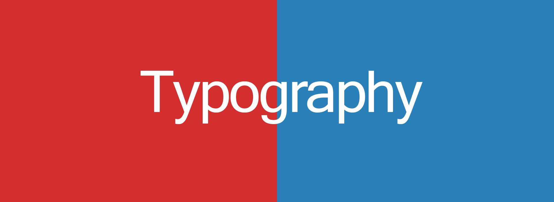 typography for designers ux planet