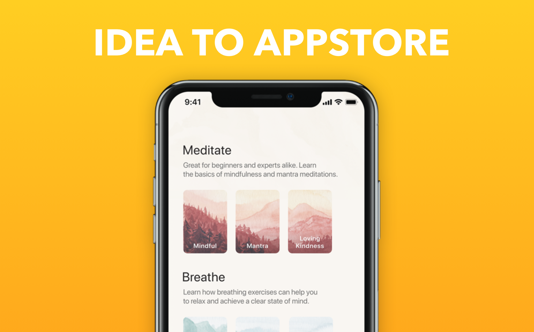 from idea to app store a design sprint case study ux planet