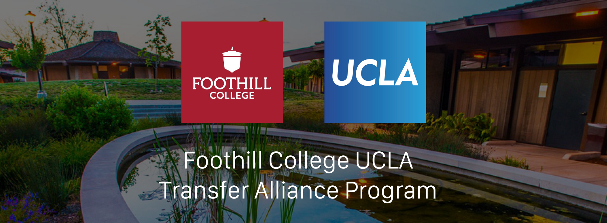 Want To Get Into Ucla Try Foothill College First Timothy Ng Medium