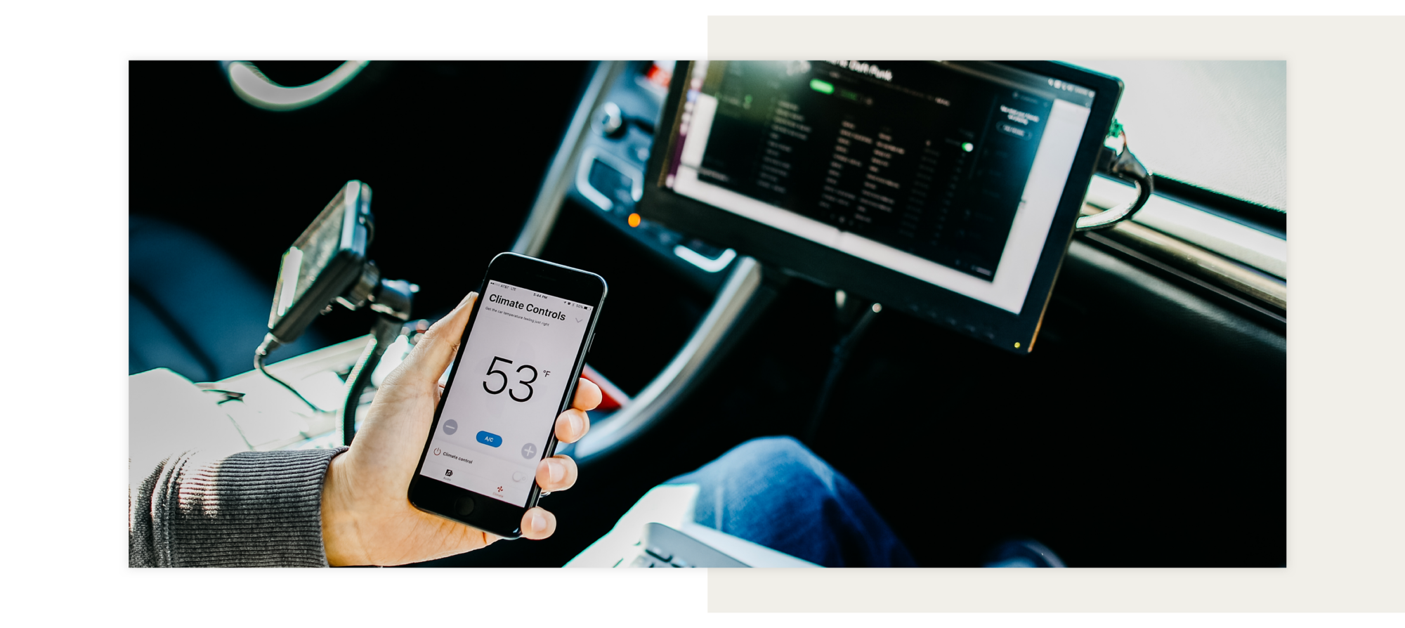 An Introduction To The Can Bus How Programmatically Control A Car Electrical Wiring Book We Enable App Key Functions