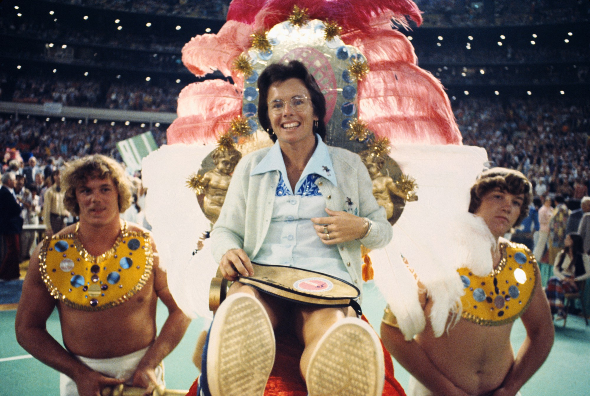 Billie jean king battle of the sexes picture 142