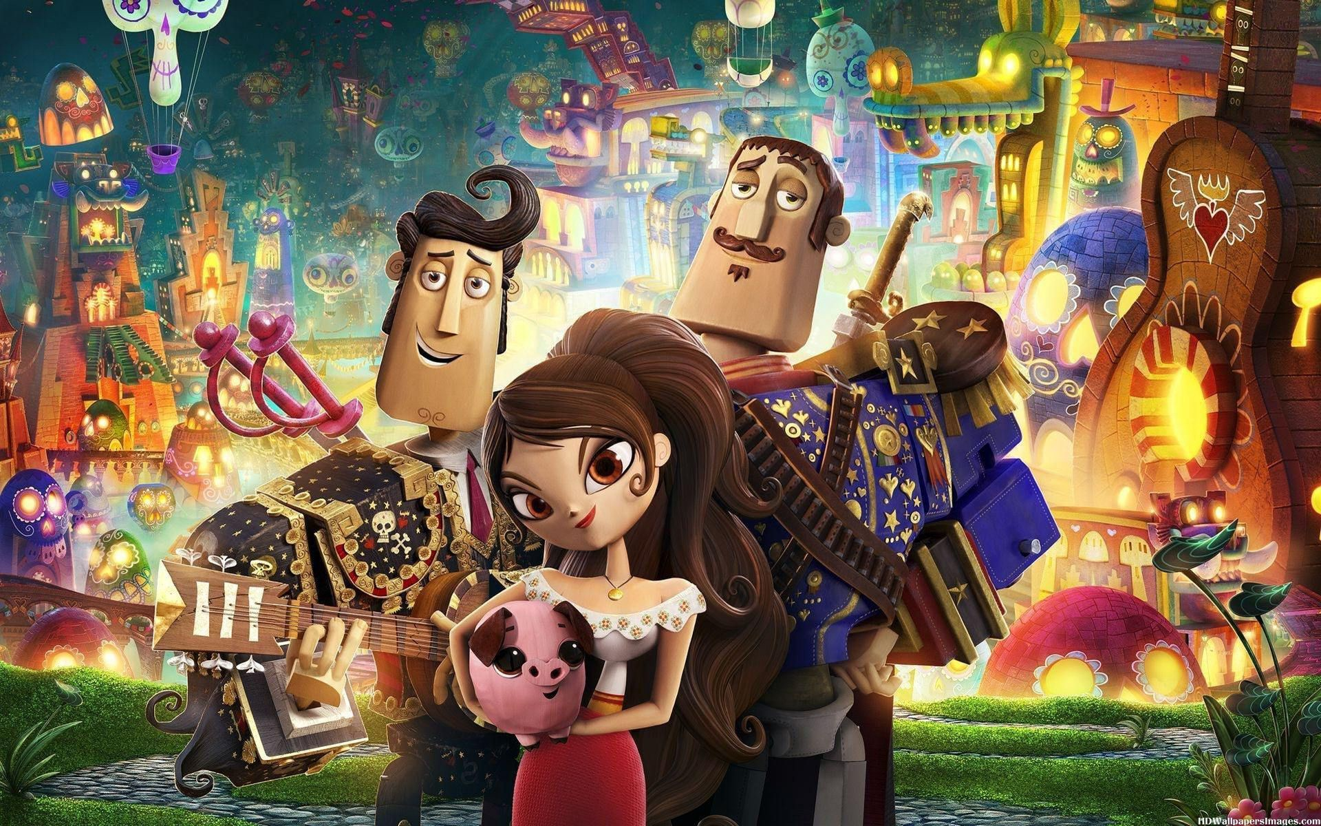 book of life wallpaper  Why You Should Watch: The Book Of Life – Movie Time Guru