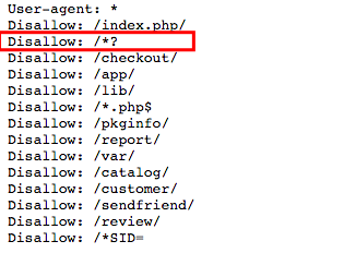 Indexation - robots.txt disallow or allow? - SEO Technical Audit by Scandiweb
