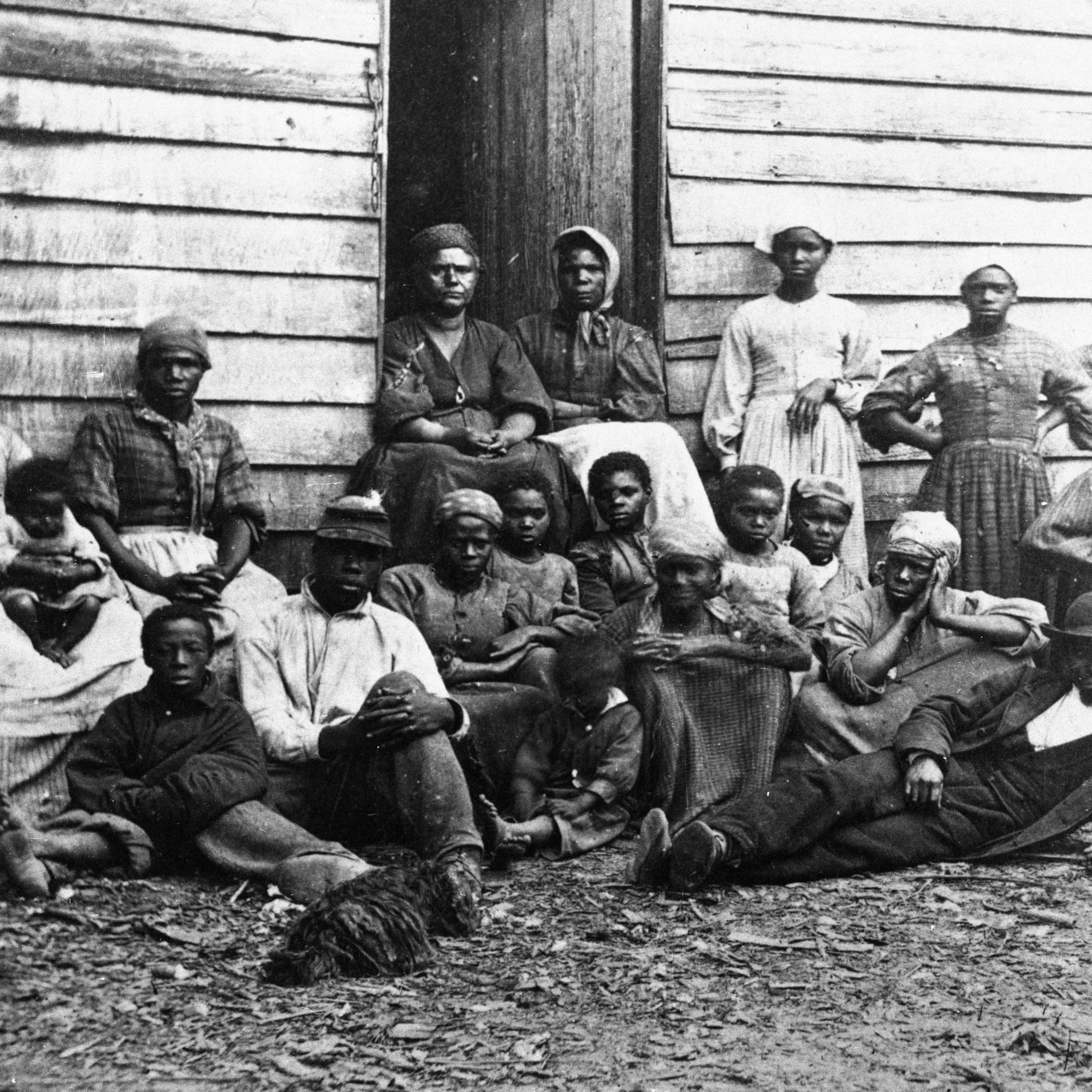 A town of freed slaves—on Robert E. Lee's old estate—was destroyed to make Arlington cemetery