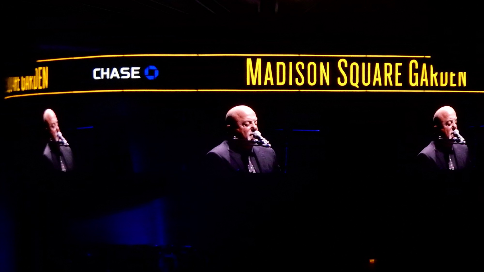 Suggestions For Billy Joelu0027s Madison Square Garden Residency In 2017