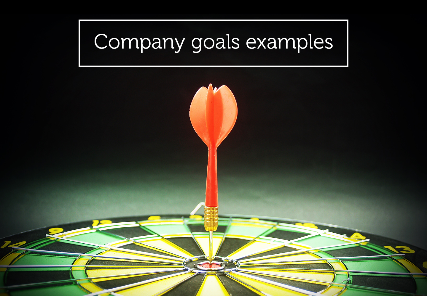 okr goals practical examples for companies and startups