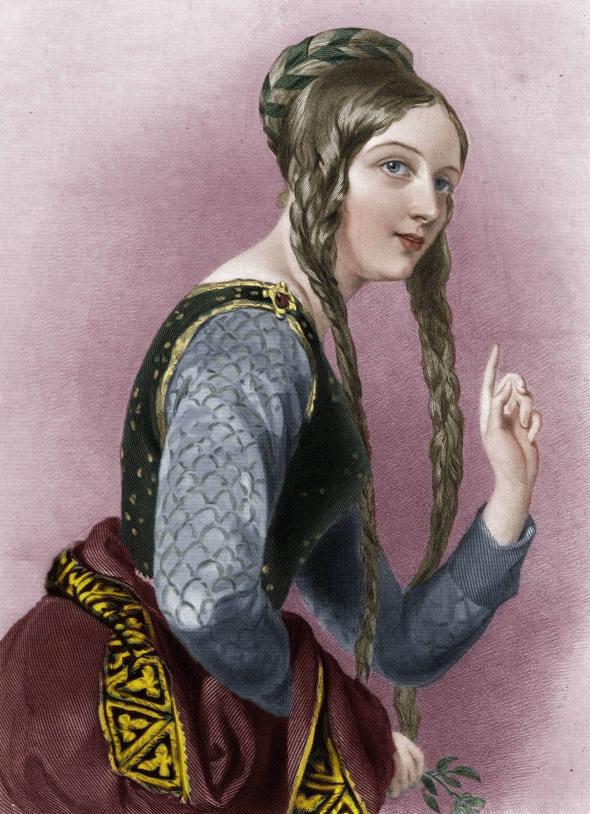 The most modern woman of Medieval Europe was a queen by birth, a warrior and murderer by legend