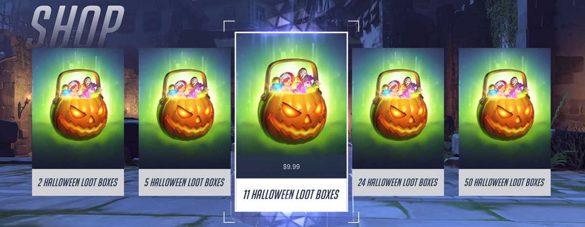 Limited Edition Loot Boxes: Problematic Gambling and Monetization