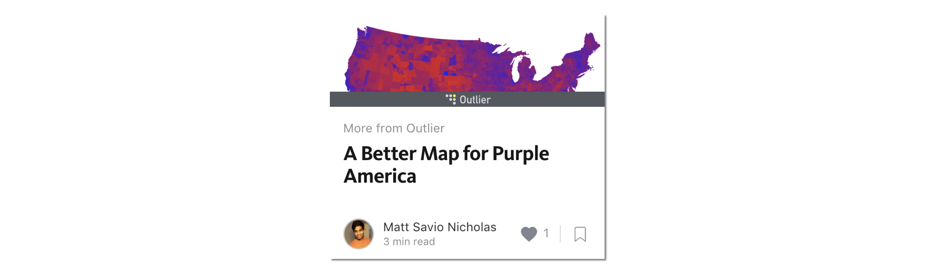 Purple America Map.What If The Electoral College Voted Proportionally For Each State