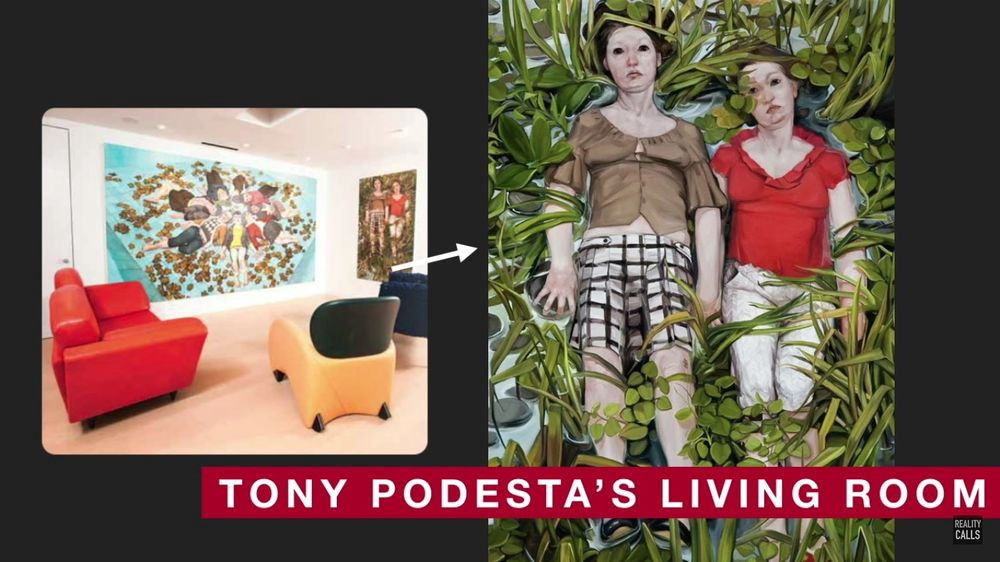 Tony Podesta Art >> Elite Pedophiles John Podesta And His Brother Connections To