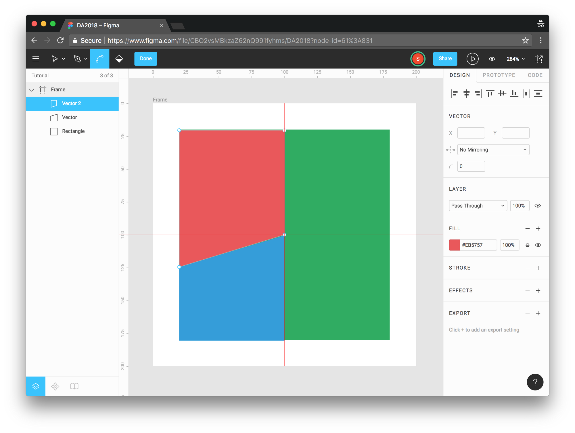Create a pie chartdonut chart in figma prototypr we have the individual segments but we need to make it look like a pie to do that we will draw a circle and apply a mask geenschuldenfo Gallery