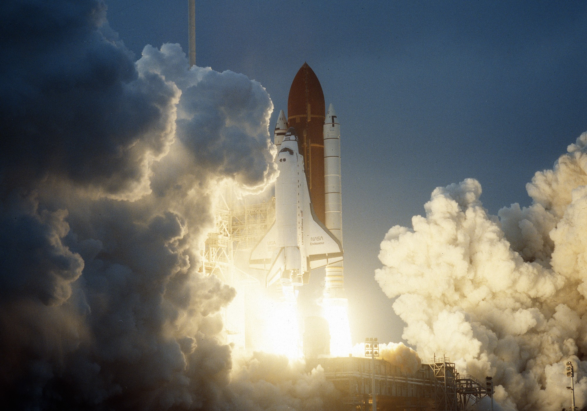 space shuttle voyager - photo #12