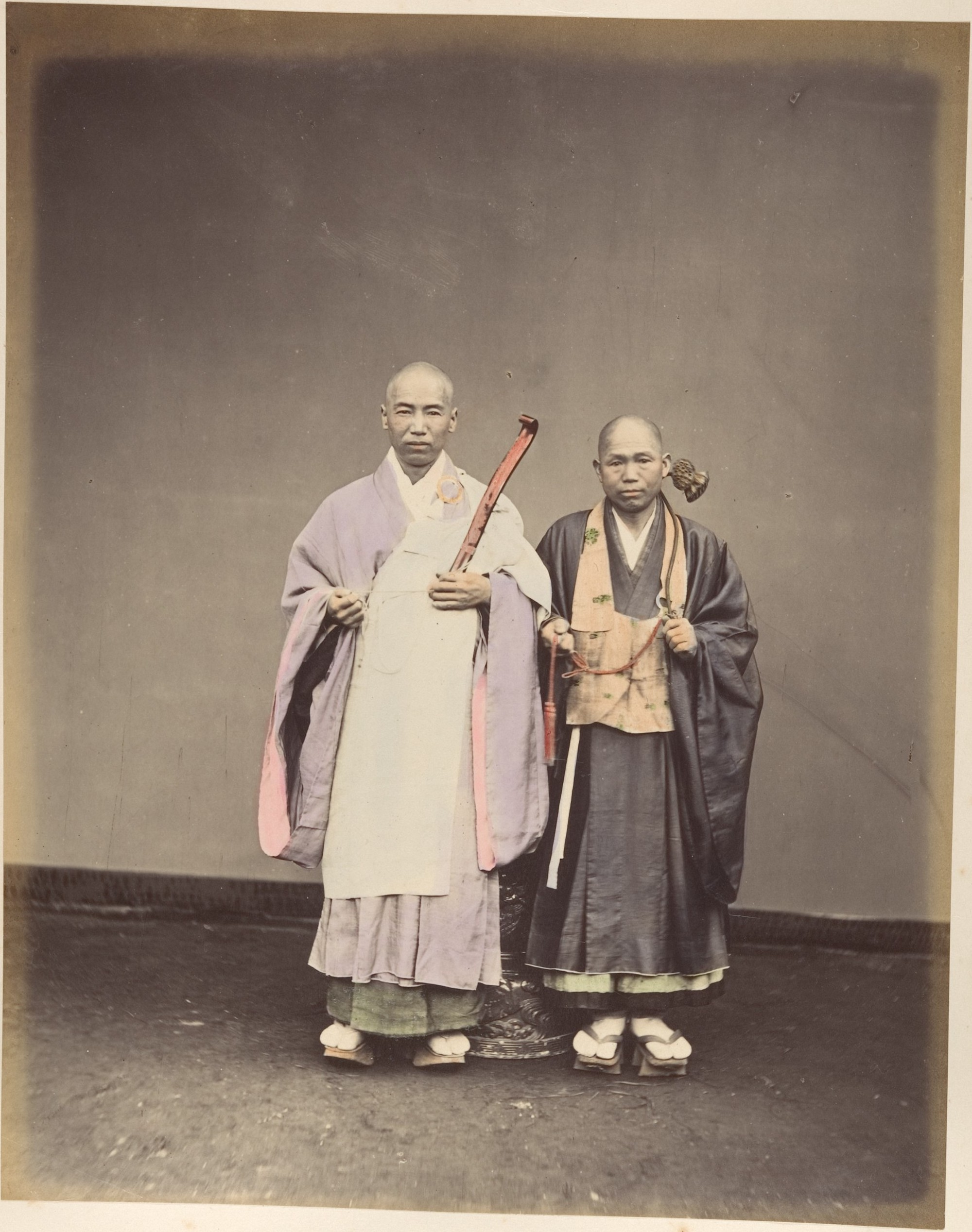 Hand-tinted photographs capture Japan on the brink of modernization