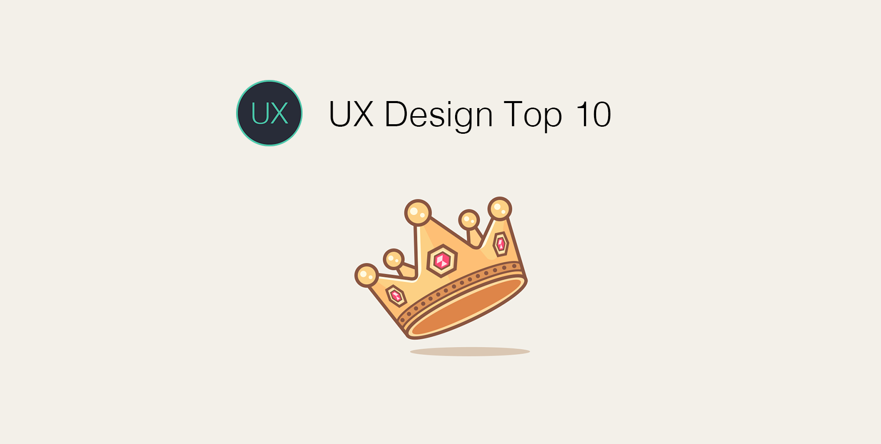 UX Design Top Ten Articles in August