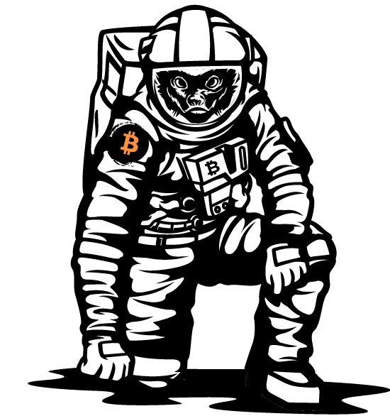 Yes, this is a [space badger](http://sovryn.app) who happens to be bullish on Bitcoin