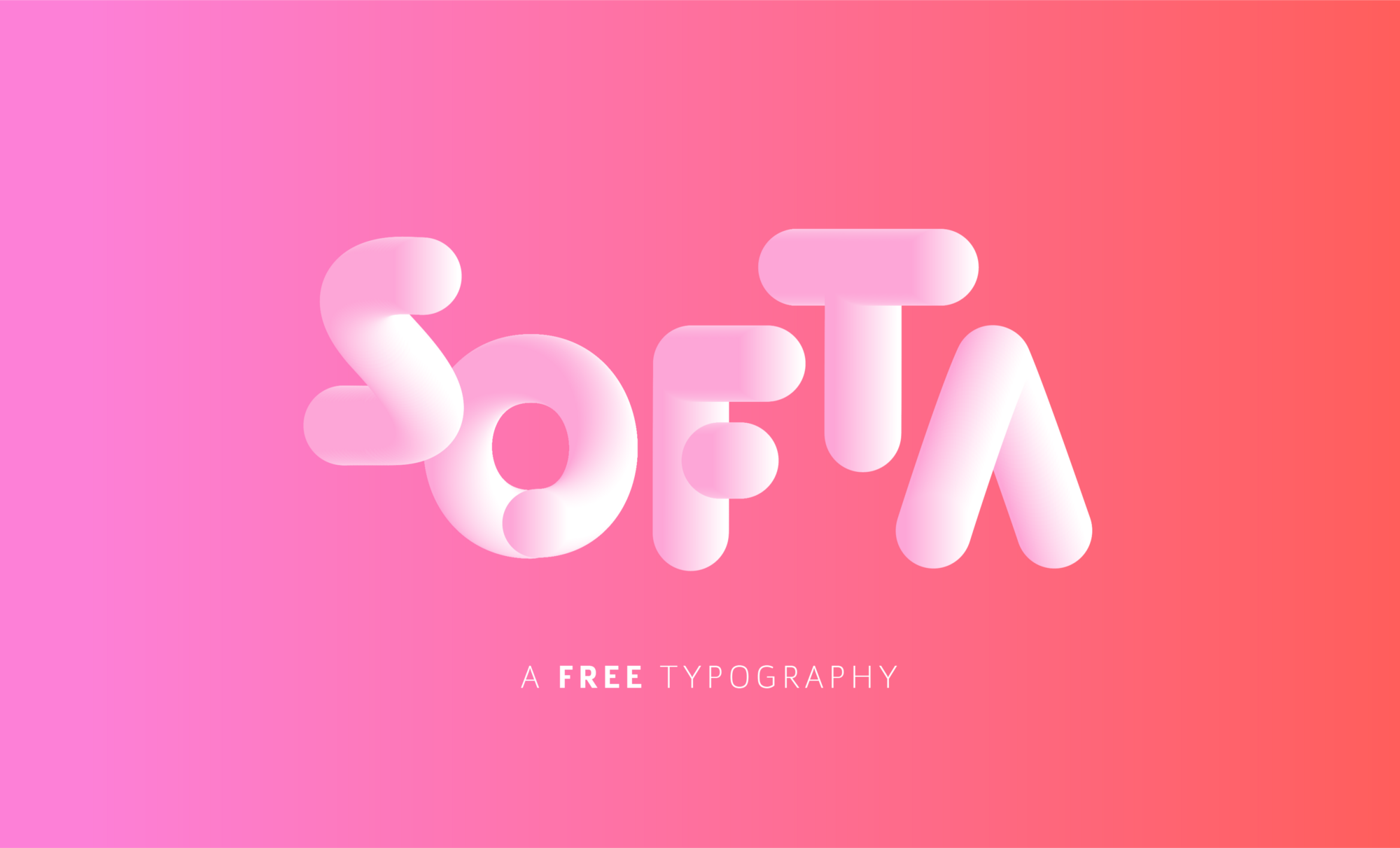 Softa Free Typography By Justin Vin Adrian Doe