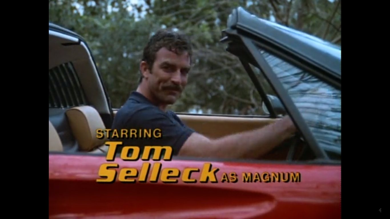Image result for tv show magnum p i