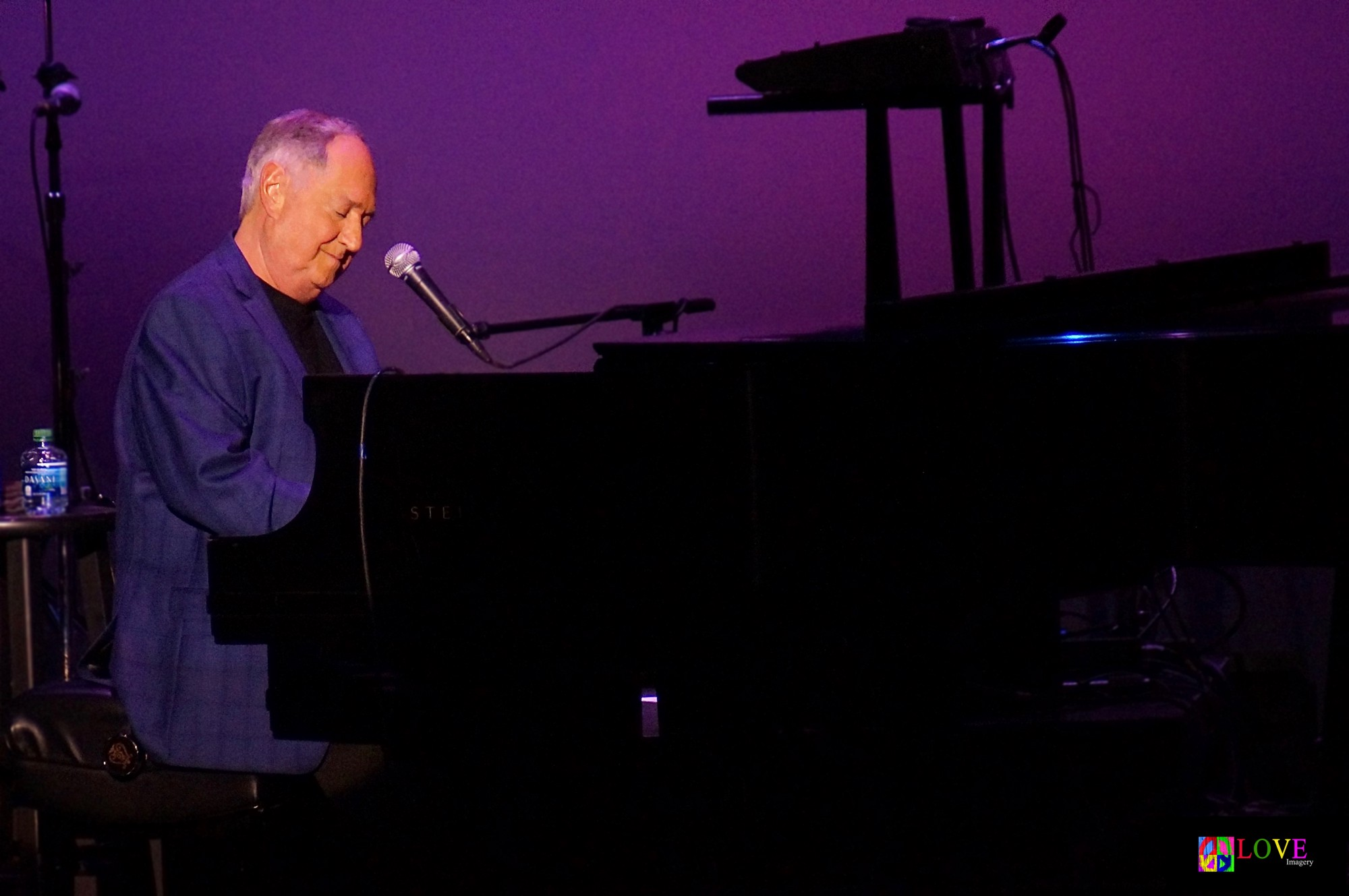 """That s When the Music Takes Me "" Neil Sedaka at BergenPAC"