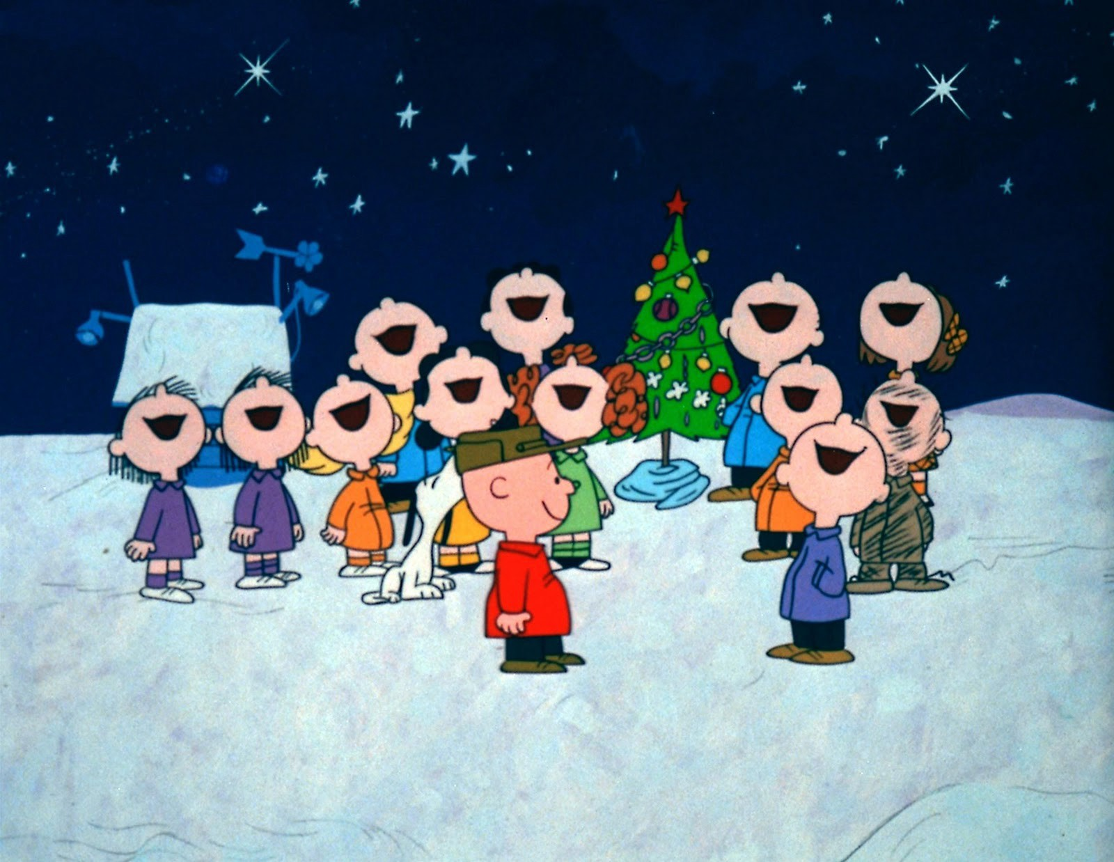the real reason you love a charlie brown christmas - A Charlie Brown Christmas Script
