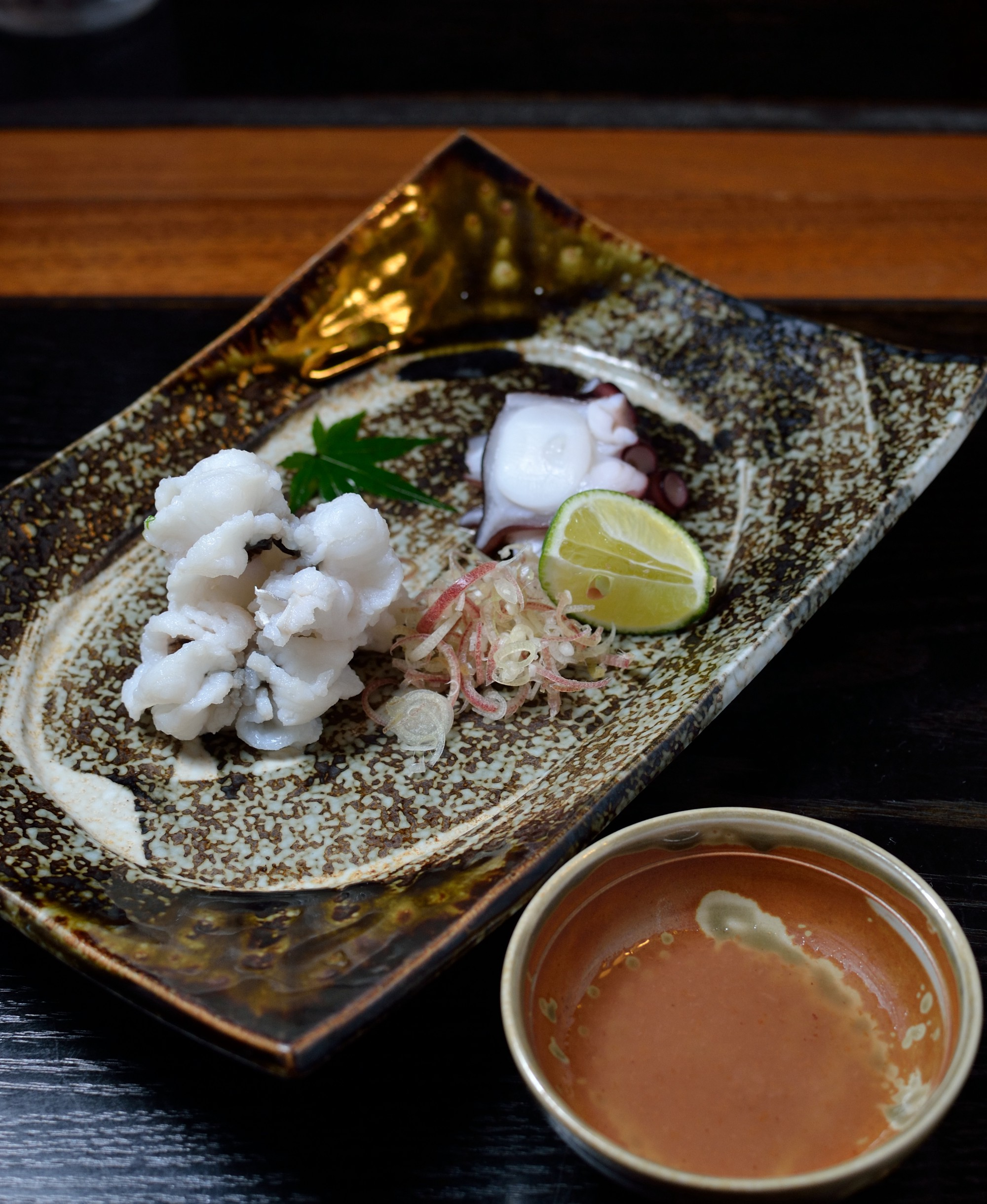 Why is hamo (sea eel) a luxury...