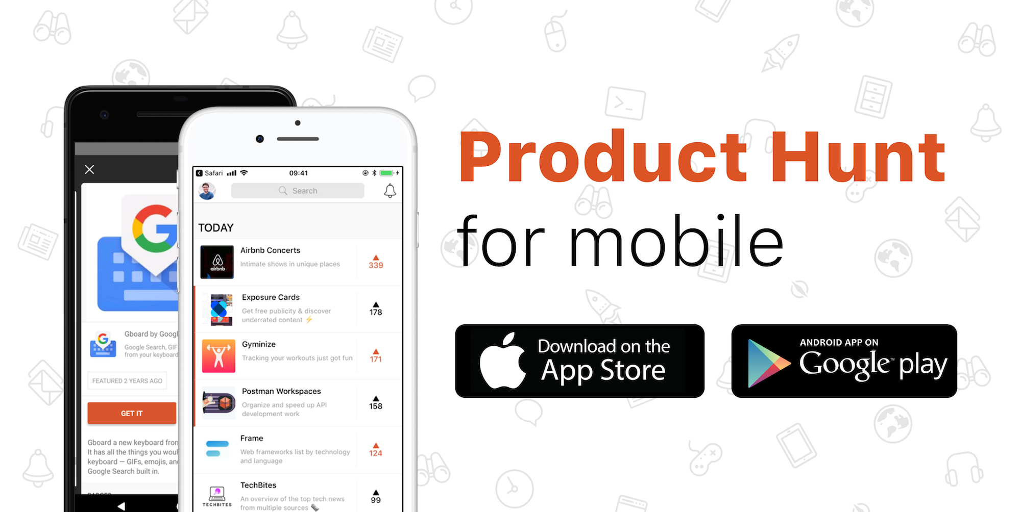 The New Product Hunt for iOS and Android 📱 – Product Hunt