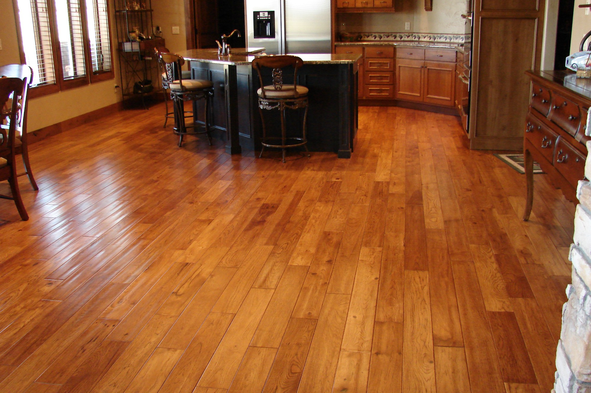 Fred Stone Company Owner Of Elegant Hardwood Floors Gives A Breakdown The Differences In Solid Flooring And Engineered