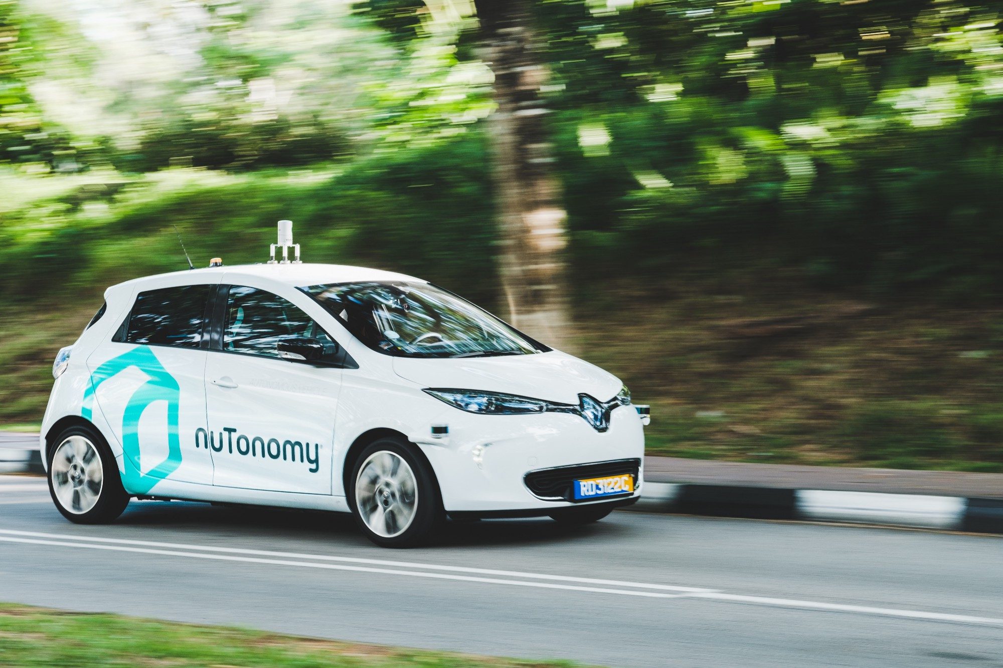 nuTonomy hopes to launch paid self driving cars in 2018 and other news