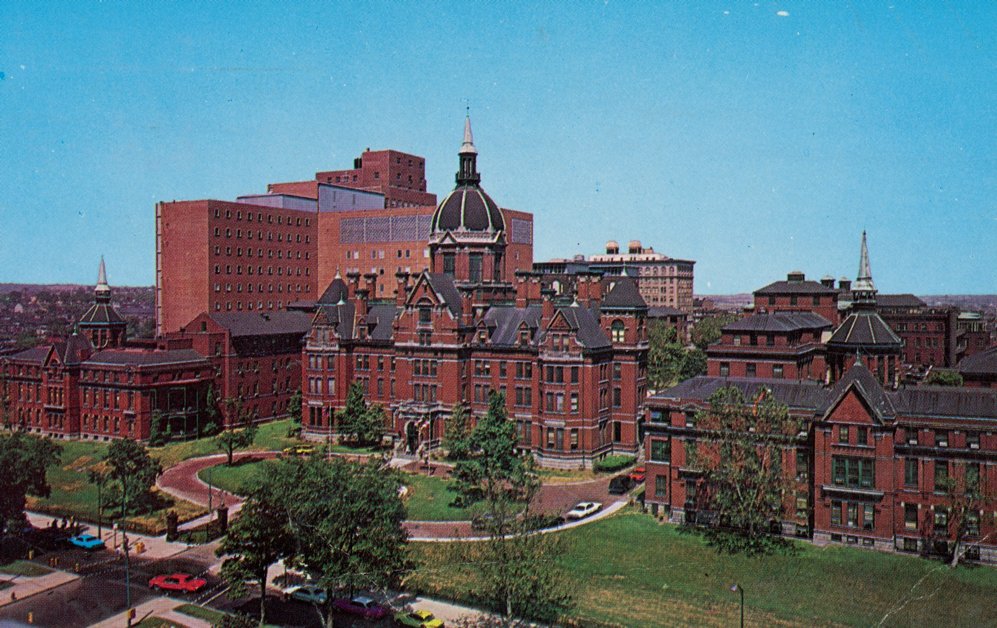 Transsexual operations at johns hopkins