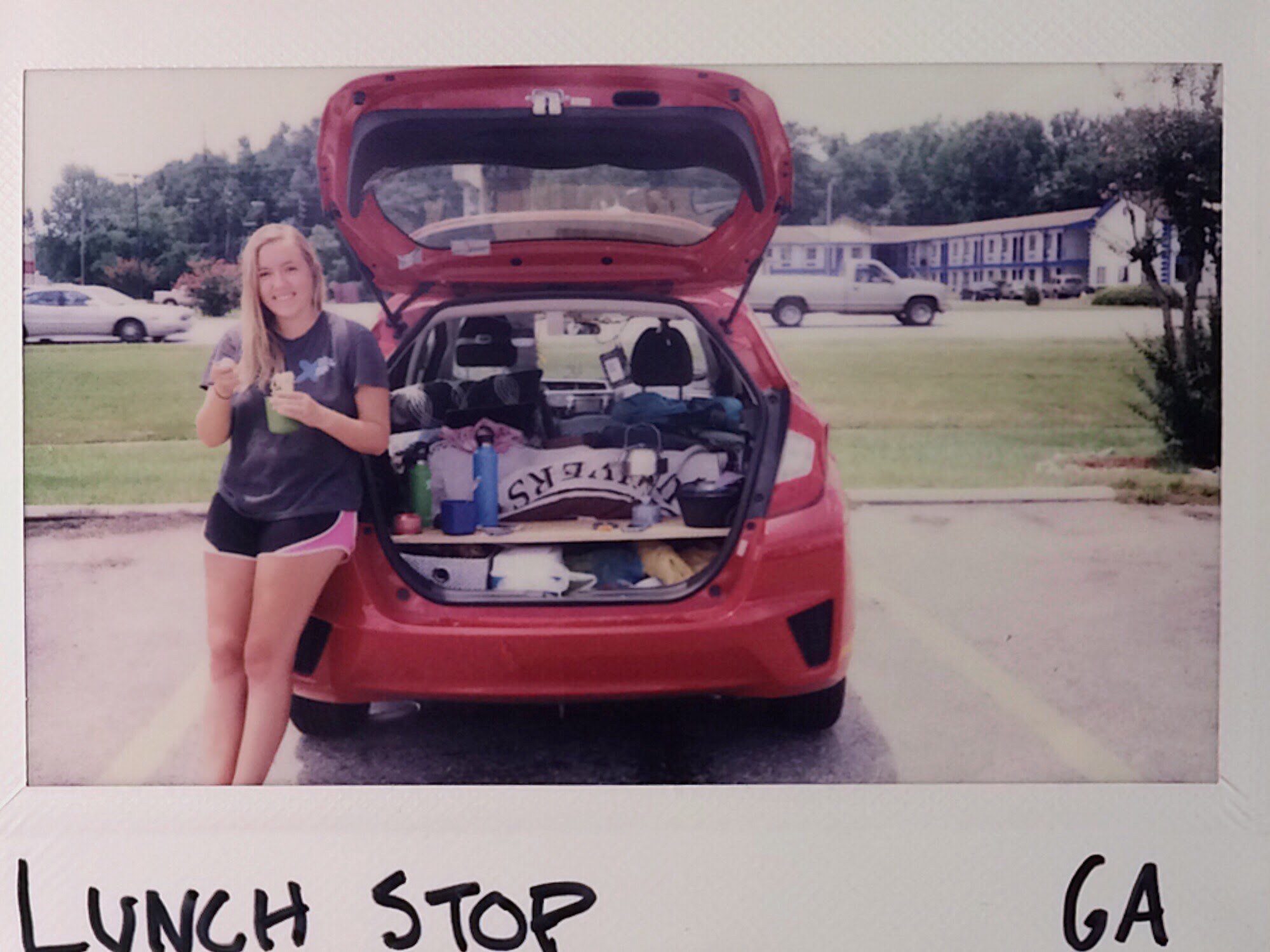 How I Turned My Honda Fit Into A Home And Drove Across The Country