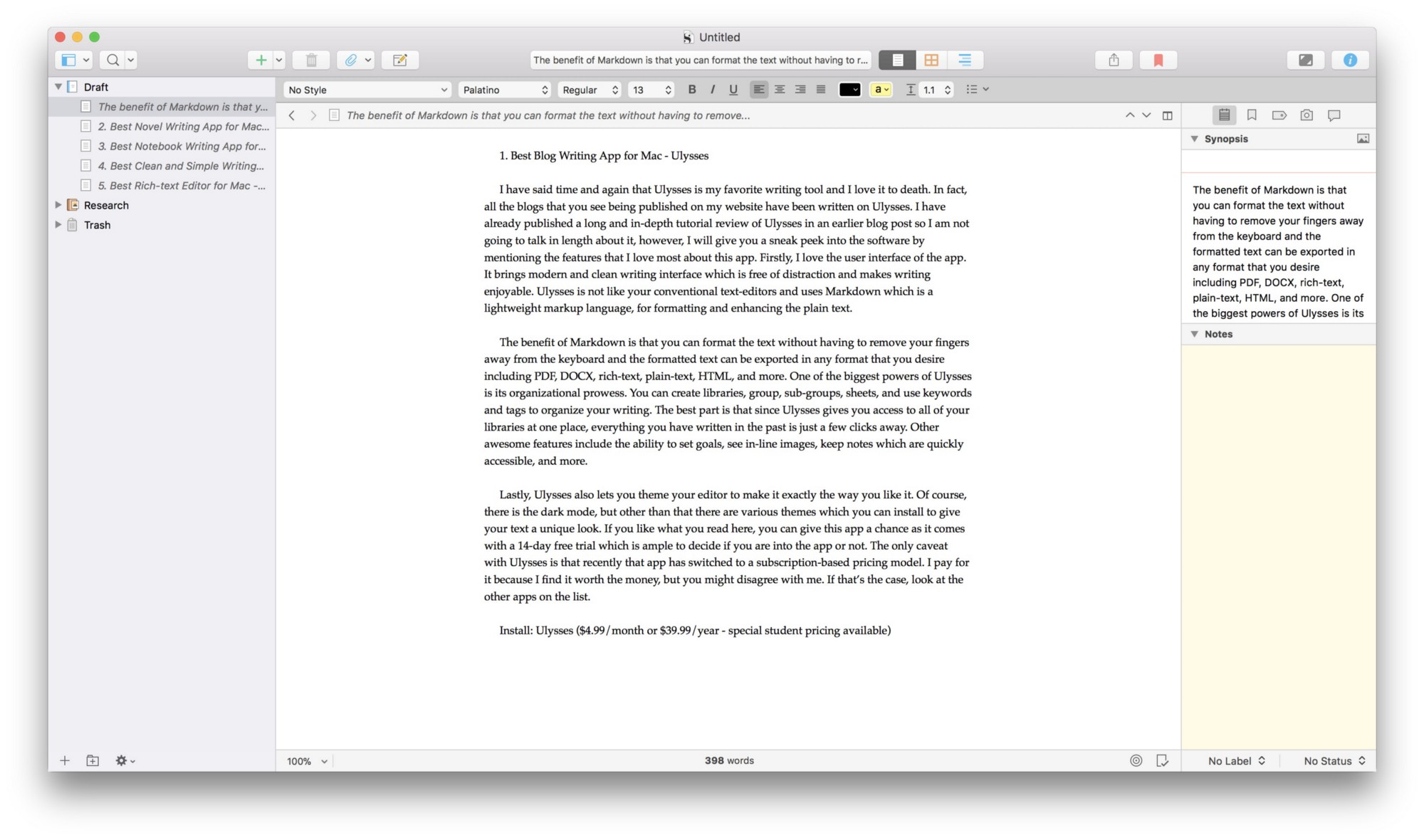 Top 3 Alternatives To Project@hand For Mac - biomommy's diary
