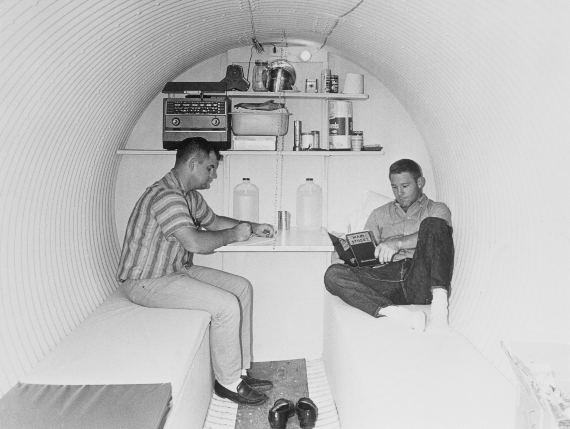 what the government didn t mention about fallout shelters