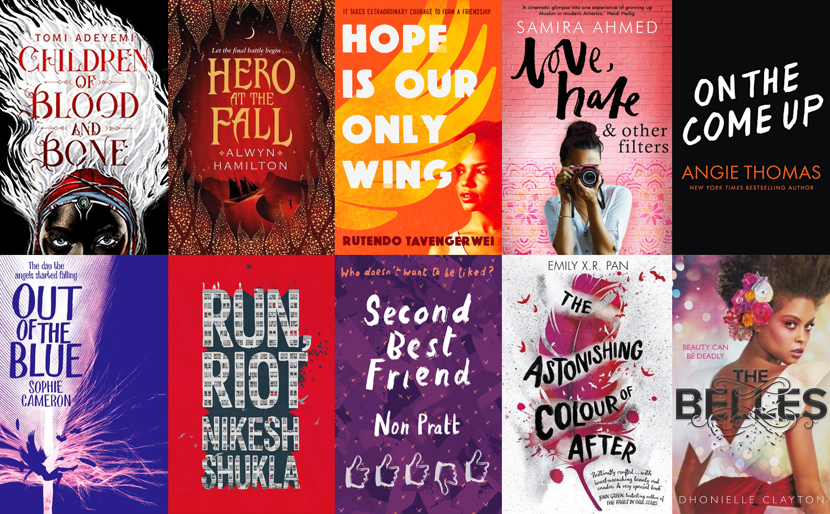 10 Ya Books To Look Out For In 2018 Booksmadebetter