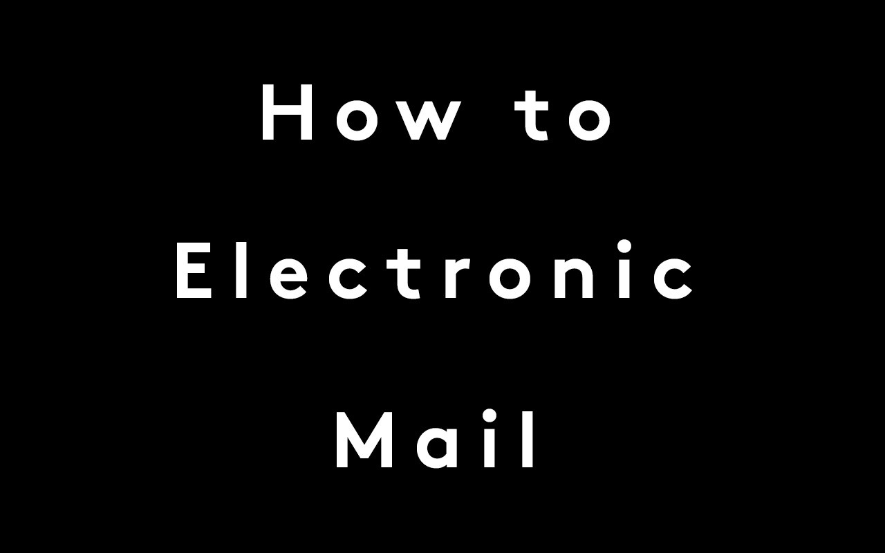How to E-Mail a busy person – Desk of van Schneider – Medium