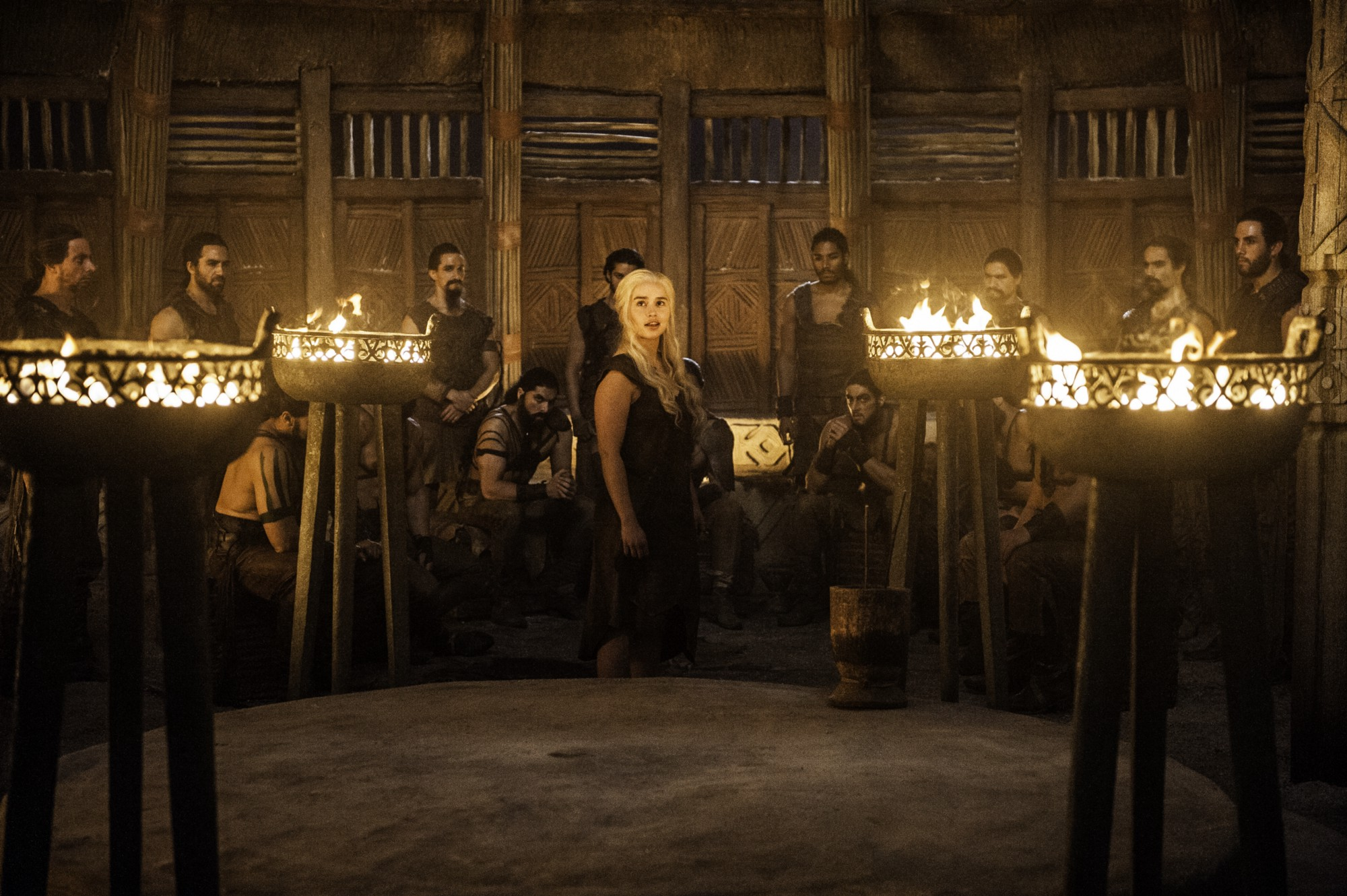 on female empowerment and kairos in game of thrones