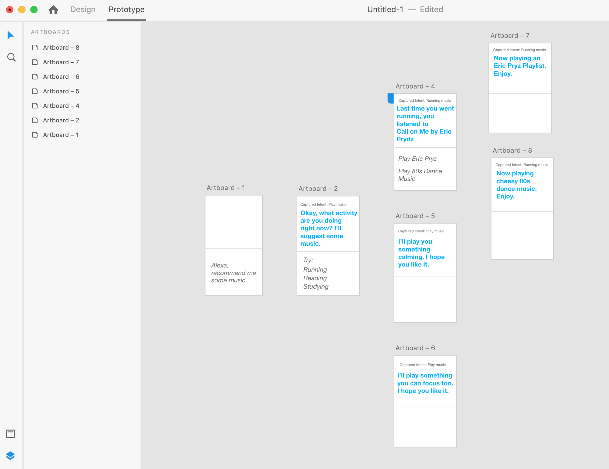 Voice First, Screen Second: Designing for Voice in Adobe XD